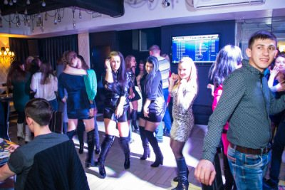 08.03.15 Karaoke Women's Night (Днепродорога)